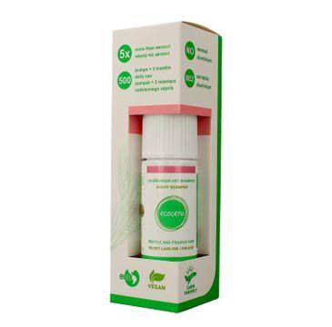 Ecocera suchy szampon (do włosów łamliwych i kruchych 15 g)