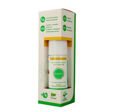Ecocera suchy szampon do włosów przetłuszczających się (15 g)