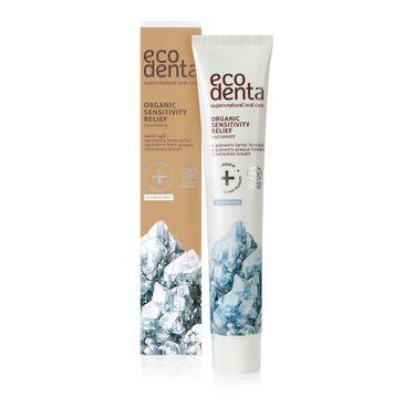 Ecodenta Organic Pasta do zębów Sensitive Relief (75 ml)