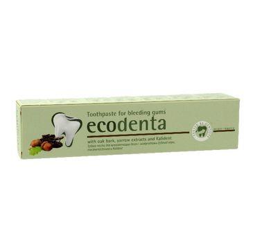 Ecodenta pasta do zębów dla krwawiących dziąseł 100 ml
