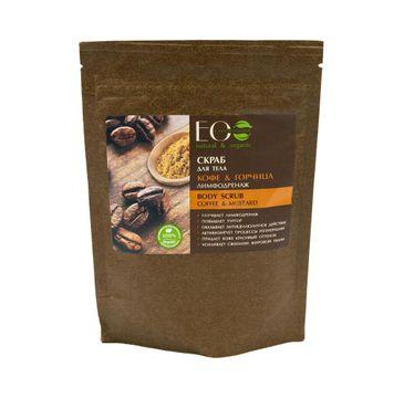 Eo LaboratoriE Face And Body Scrub peeling do ciała Coffe & Mustard (200 g)