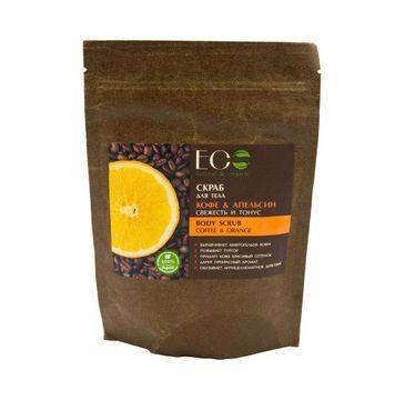 Eo Laboratorie Face And Body Scrub peeling do ciała Coffee & Orange (200 g)