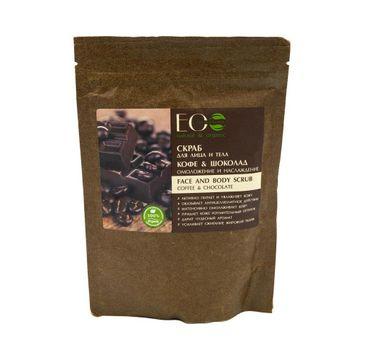 Eo Laboratorie Face And Body Scrub peeling do twarzy i ciała Coffee & Chocolate (200 g)