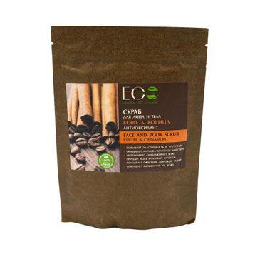 Eo Laboratorie Face And Body Scrub peeling do twarzy i ciała Coffee & Cinnamon (200 g)