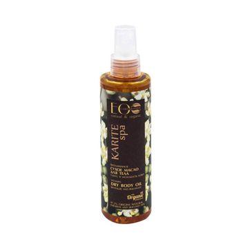 Eo Laboratorie Karite Spa Dry Body Oil witaminowy suchy olejek do ciała (200 ml)