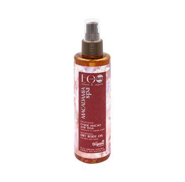 Eo Laboratorie Macadamia Spa Dry Body Oil odżywczy suchy olejek do ciała (200 ml)