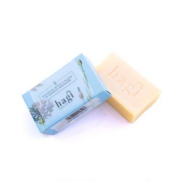 Hagi Cosmetics Naturalne mydło z olejem ze słodkich migdałów (100 g)