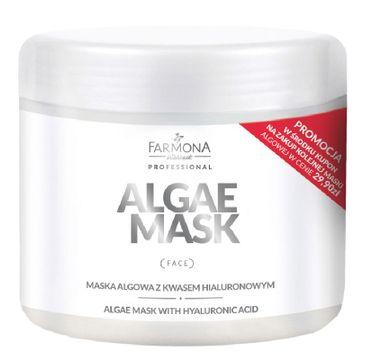 Farmona Professional –  Algae Mask maska algowa z kwasem hialuronowym (500 ml)
