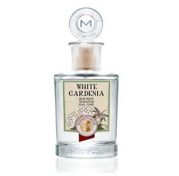 Monotheme White Gardenia woda toaletowa spray 30ml