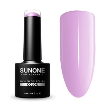 Sunone – UV/LED Gel Polish Color lakier hybrydowy R07 Roma (5 ml)