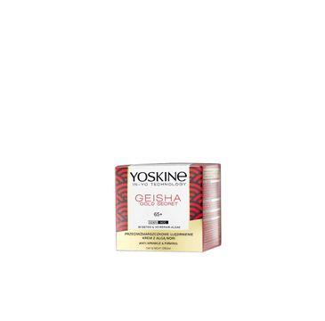 Yoskine Geisha Gold Secret (krem z algą Nori 65+ 50 ml)