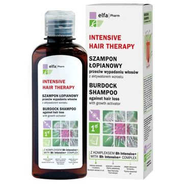 Elfa Pharm Intensive Hair Therapy szampon łopianowy przeciw wypadaniu włosów 200 ml