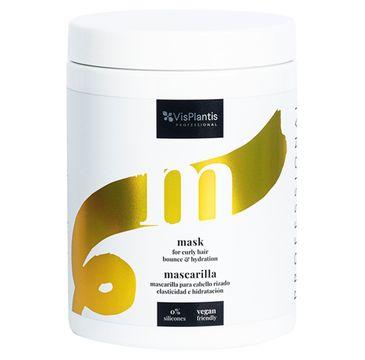 Vis Plantis Maska do włosów kręconych (1000 ml)