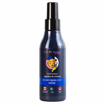 Gift Of Nature – Tonizująca Mgiełka do twarzy do cery suchej (150 ml)