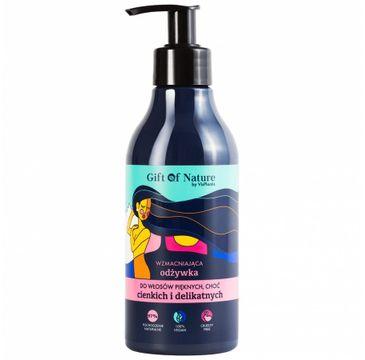 Gift Of Nature – Wzmacniająca Odżywka do włosów cienkich i delikatnych (300 ml)