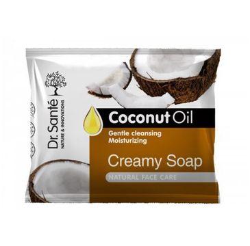 Dr. Sante – Kremowe mydło kostka Kokos (100 g)