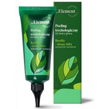 Vis Plantis – Basil Element Peeling trychologiczny (100 ml)