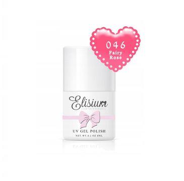Elisium UV Gel Polish lakier hybrydowy do paznokci 046 Fairy Rose (8 ml)