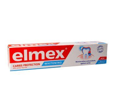 Elmex Pasta do zębów Caries Protection Whitening 75 ml