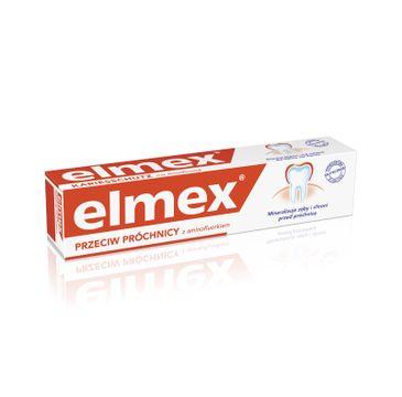 Elmex pasta do zębów przeciw próchnicy z aminofluorkiem 75 ml