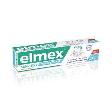 Elmex Sensitive Whitening pasta do zębów wybielająca 75 ml