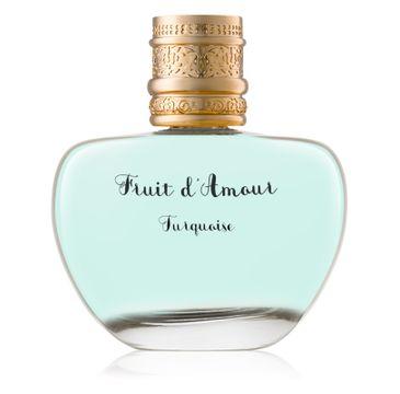 Emanuel Ungaro Fruit D'Amour Turquoise woda toaletowa spray 100 ml