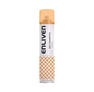 Enliven Suchy Szampon do włosów Tropical (200 ml)