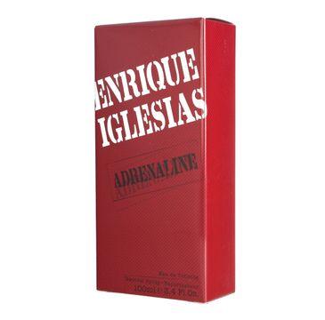 Enrique Iglesias Adrenaline woda toaletowa męska 100 ml