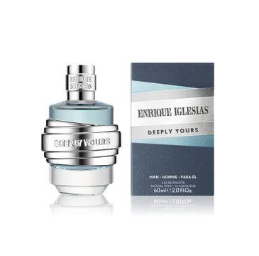 Enrique Iglesias Deeply Yours woda toaletowa męska 60 ml