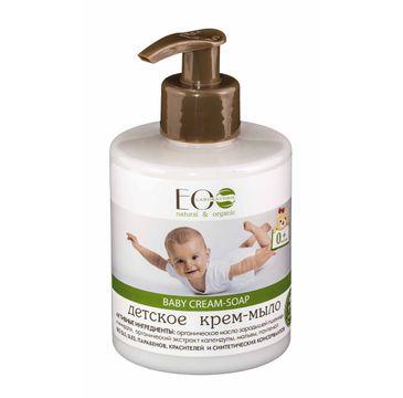 EO Laboratorie Baby kremowe mydło dla dzieci 0+ 300 ml