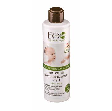 EO Laboratorie Baby szampon & żel pod prysznic bez łez 250 ml