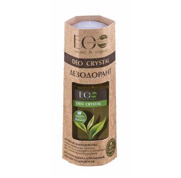 EO Laboratorie Deo Crystal dezodorant wyciąg z Kory Dębu i Zielonej Herbaty 50 ml