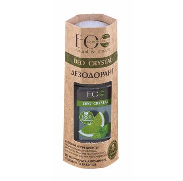 EO Laboratorie Deo Crystal dezodorant z ekstraktem z cytryny 50 ml