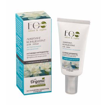 EO Laboratorie koncentrat liftingujący do twarzy ekstremalne nawilżenie 30 ml