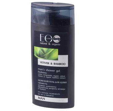 EO Laboratorie Man żel pod prysznic odświeżający dla mężczyzn 250 ml
