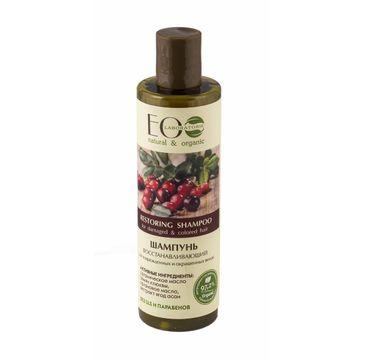 EO Laboratorie odbudowujący szampon do włosów zniszczonych i farbowanych 250 ml