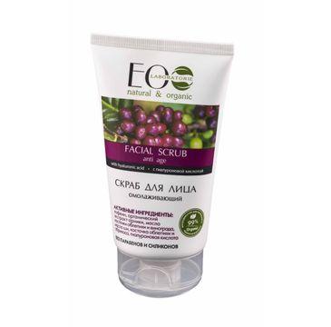 EO Laboratorie scrub do twarzy odmładzający (150 ml)