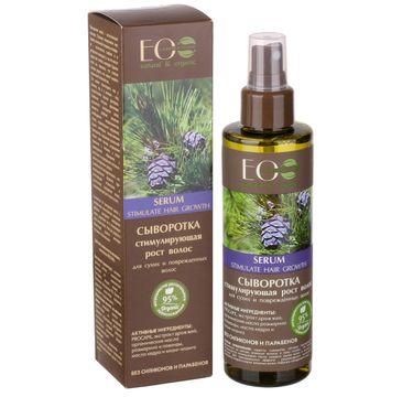 EO Laboratorie serum stymulujące wzrost włosów dla włosów suchych i zniszczonych 200 ml