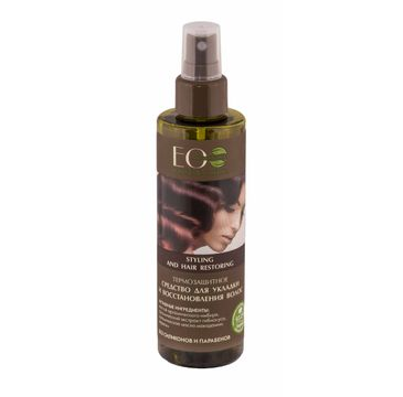 EO Laboratorie termoochronny spray do układania i regeneracji włosów (200 ml)