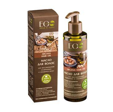 EO Laboratorie wzmacniający olejek arganowy do osłabionych i łamliwych włosów 200 ml