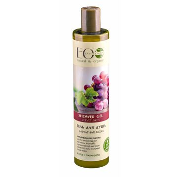 EO Laboratorie żel pod prysznic aksamitna skóra (350 ml)