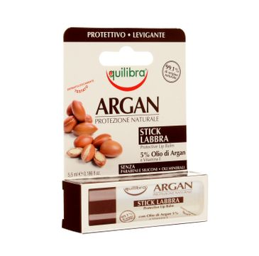 Equalibra Balsam do ust arganowy (5.5 ml)