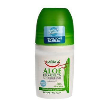 Equilibra Aloe antyperspirant roll-on (50 ml)