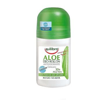 Equilibra Aloe antyperspirant roll-on 50 ml