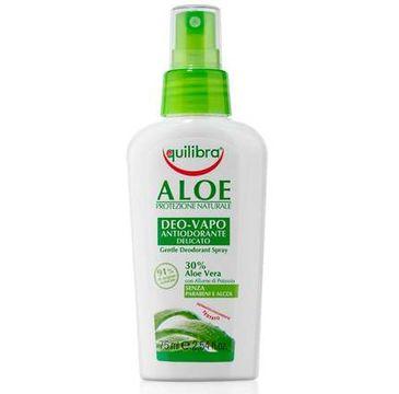 Equilibra – Aloesowy dezodorant Anti-odour (75 ml)