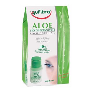 Equilibra Aloe Eye Contour aloesowy sztyft pod oczy 5.5ml
