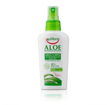 Equilibra Aloe Gentle Deodorant Spray aleosowy dezodorant spray (75 ml)