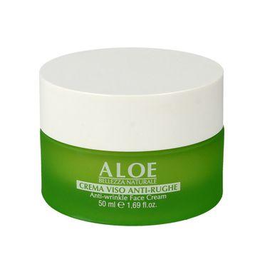 Equilibra Aloe krem przeciwzmarszczkowy 50% aloesu 50 ml