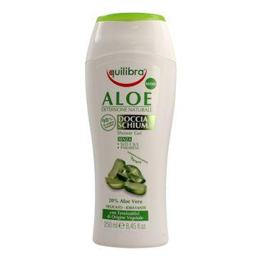 Equilibra Aloe kremowy żel pod prysznic 250 ml