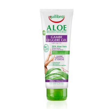 Equilibra Aloe Light Legs Gel żel lekkie nogi 125ml